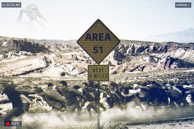 Invasão Area 51