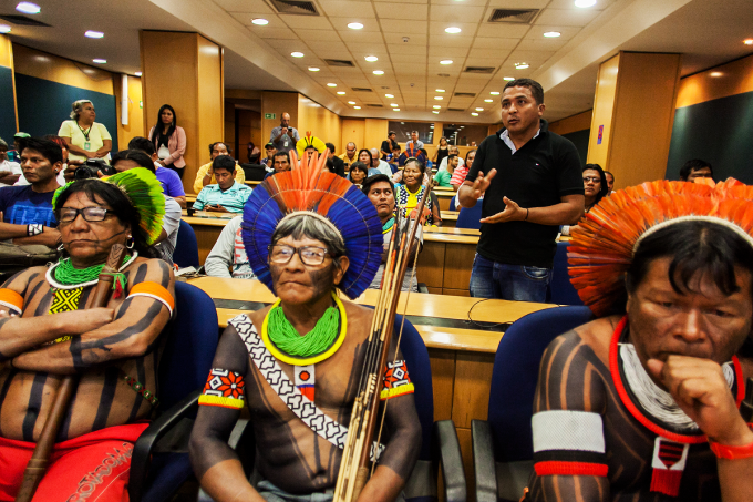 Já caiu na Fuvest- Contribuições indígenas para a língua portuguesa