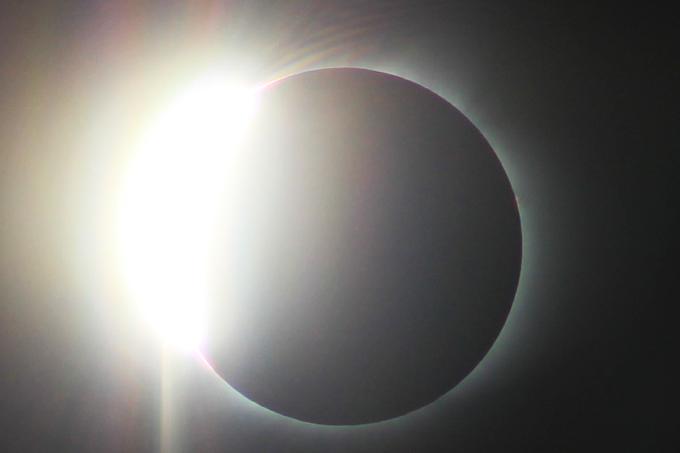 Por que não veremos o eclipse total no Brasil – e como isso pode aparecer na sua prova
