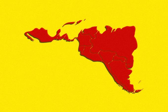 América Latina (política, economia, aspectos geográficos) – resumo, dicas e questão comentada