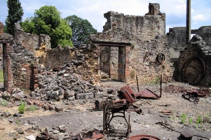 Conheça Oradour-sur-Glane, a vila fantasma da Segunda Guerra