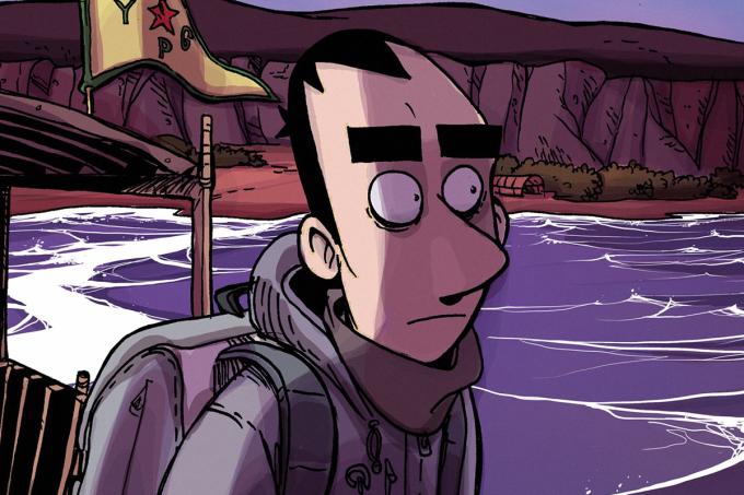 Dica de quadrinhos- Kobane Calling
