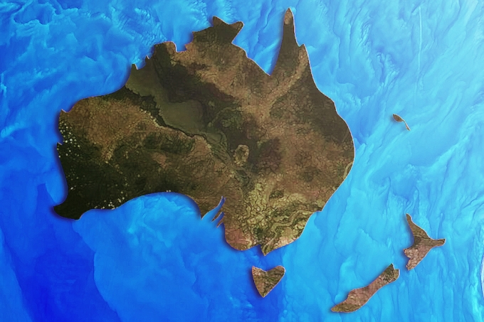 Oceania – Aspectos Humanos e Econômicos