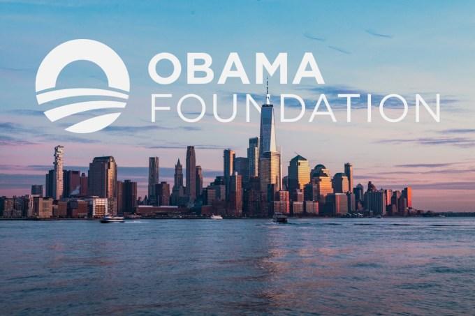 [post parceiro] Obama Foundation tem bolsas para curso de um ano em Nova York com tudo pago