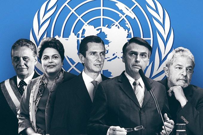 Presidentes Brasileiros na Onu