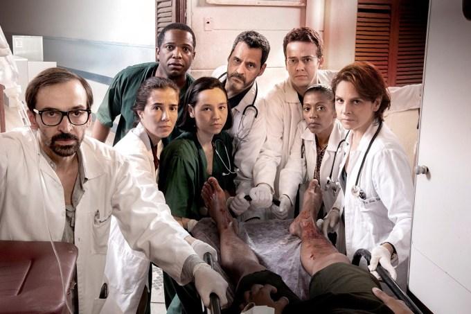 5 séries para quem ama medicina