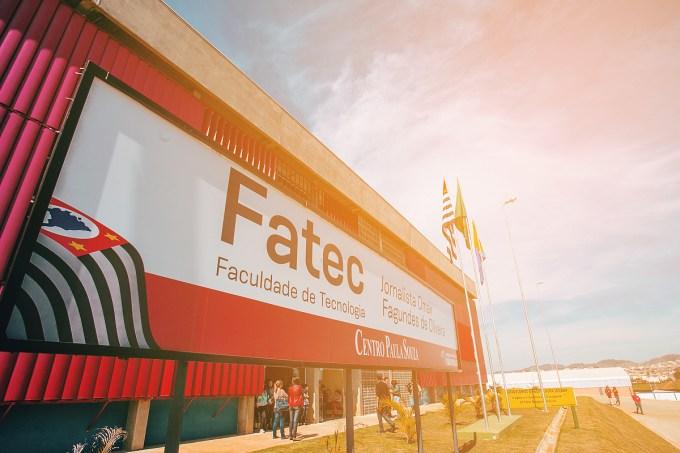 Fatecs abrem período para pedido de isenção e redução da taxa do vestibular