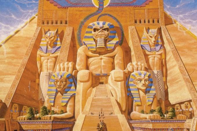 Iron Maiden e História