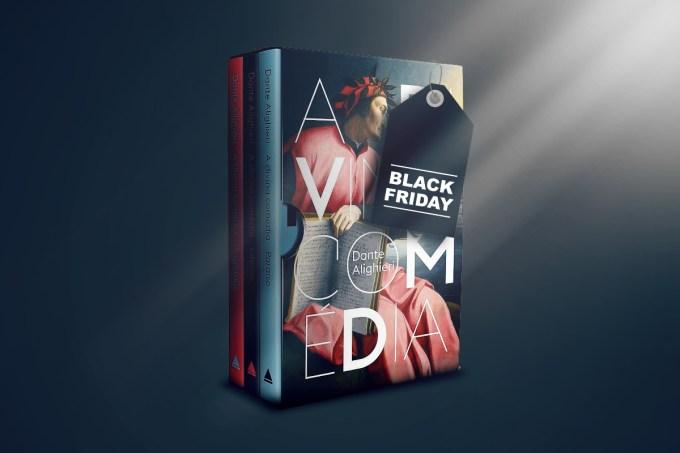 Aproveite a Black Friday para conhecer clássicos da literatura universal