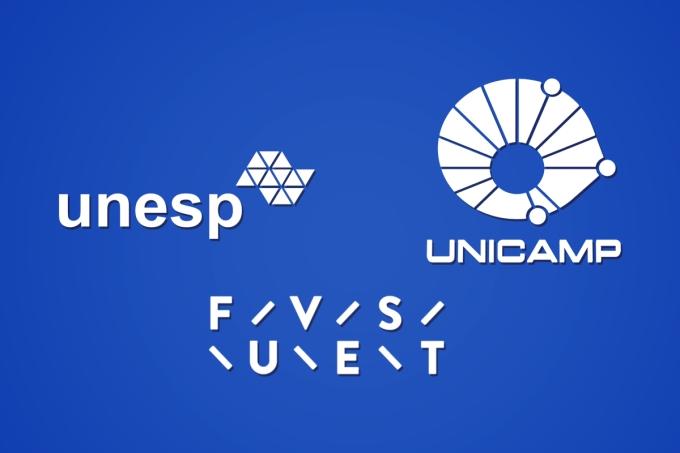 Quais as diferenças entre os vestibulares da Fuvest, Unicamp e Unesp?