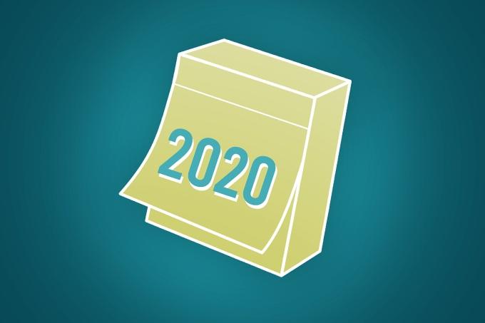 Por que a década acaba em 2020, e não em 2019?