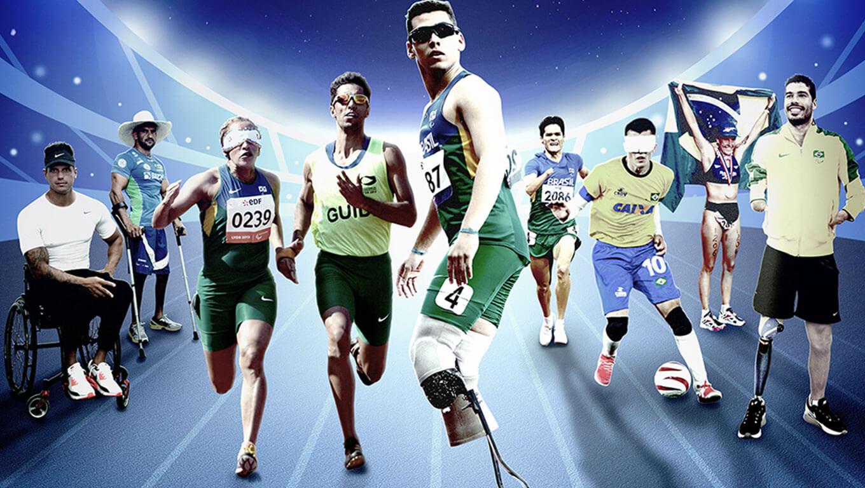 Paratodos - O documentário acompanha oito atletas paraolímpicos brasileiros desde os jogos de 2012, em Londres