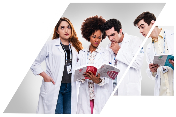 Série Residência Médica