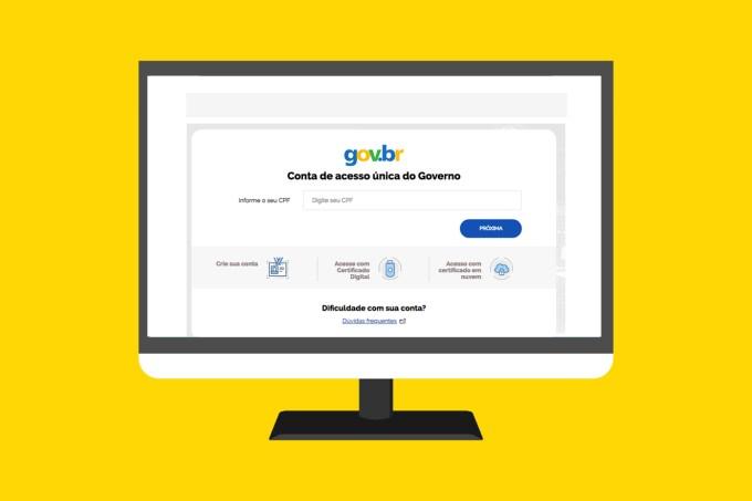 Enem – Participantes devem se cadastrar no portal gov.br
