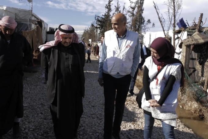Drauzio em campo – Refugiados