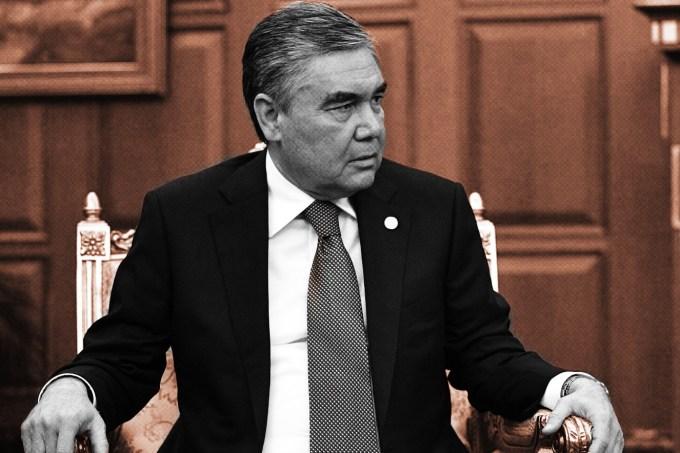 """[nota] Turcomenistão """"proíbe"""" coronavírus como ditaduras enfrentam a pandemia"""
