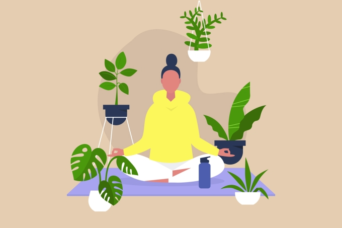 6 aplicativos que vão ensinar você a praticar meditação