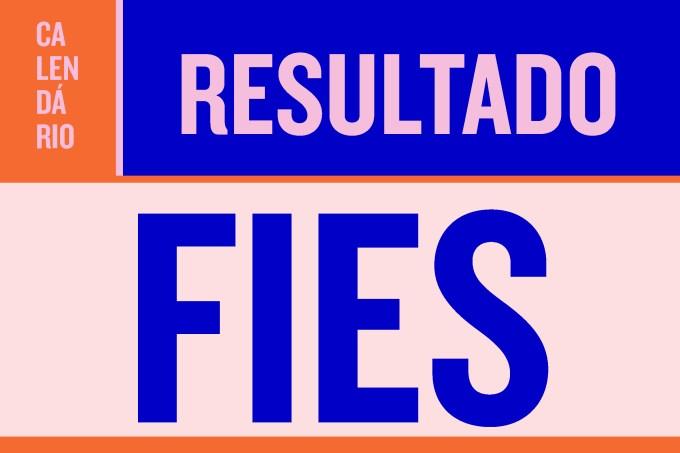 resultado FIES