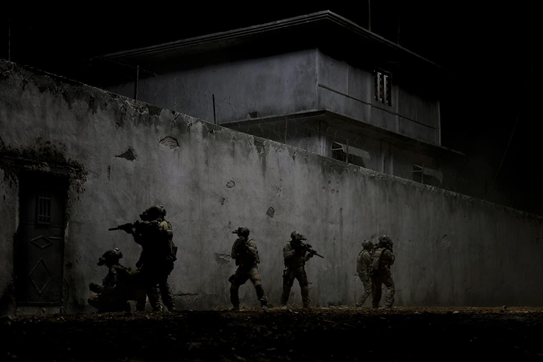 Cena do filme 'Zero Dark Thirty', (no Brasil: A Hora Mais Escura).
