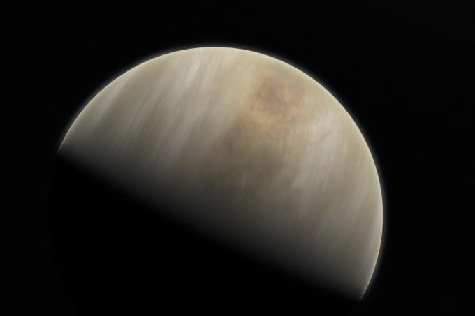 Representação artística de Vênus
