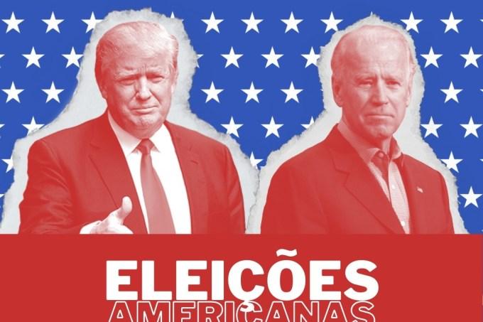 Eleições americanas 2020 Podcast