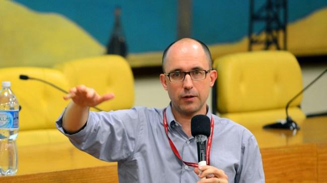Humberto Dantas, cientista político