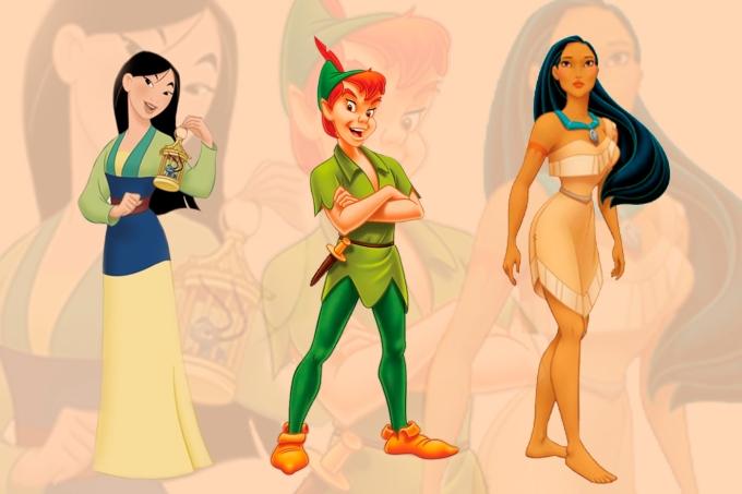 Como entender história em x clássicos da Disney