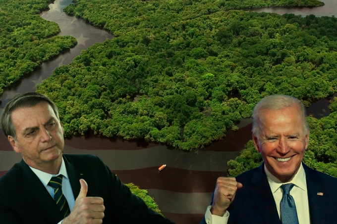 Como os EUA podem interferir na Amazôniaa