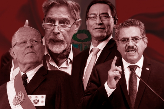 Presidentes do Peru