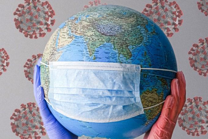 Riscos de nova pandemia