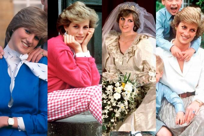 6 documentários Princesa Diana