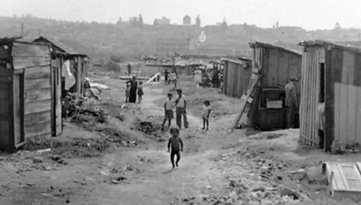Favela do Ibirapuera