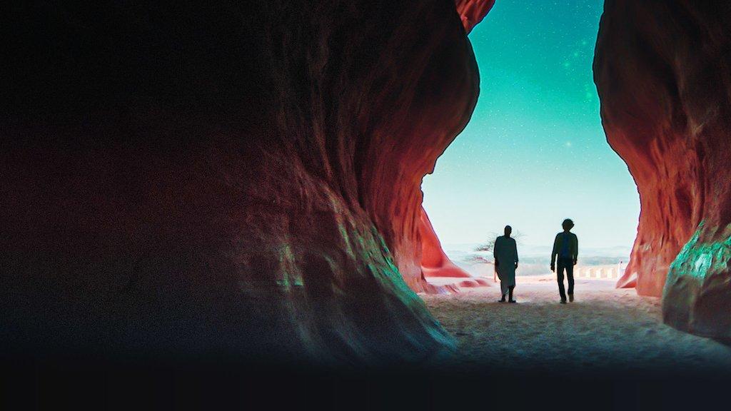 Janelas no Deserto Netflix