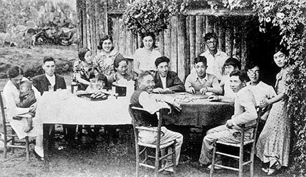 Família Japonesa no Brasil em 1930