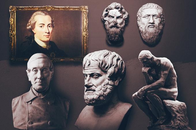 Filosofos, Guia do Estudante