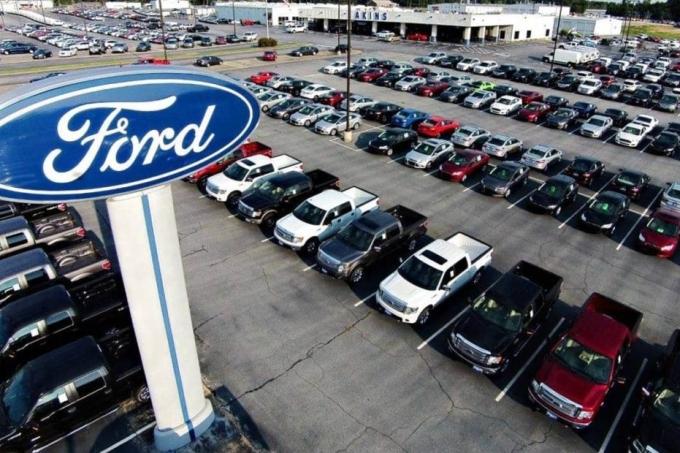 Ford abandona o Brasil