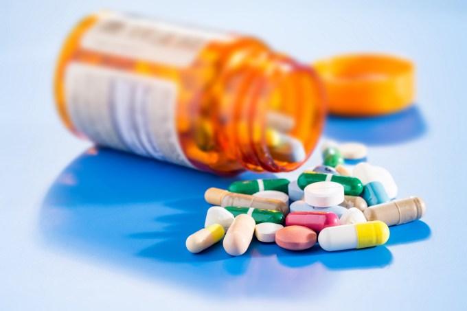 Pílulas e comprimidos
