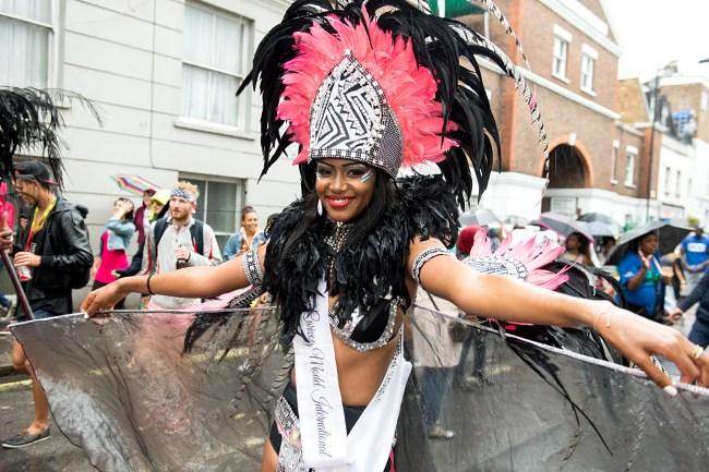 Carnaval de Notting Hill.