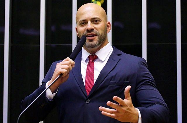 Deputado federal Daniel Silveira(PSL-RJ)