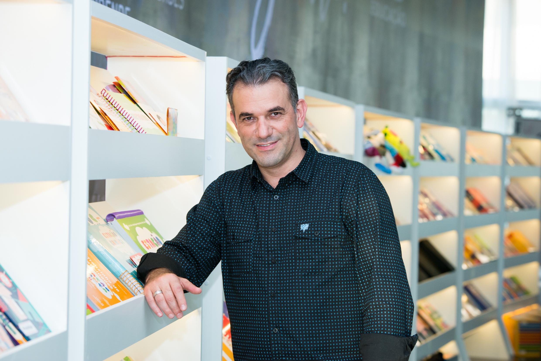 Ricardo Tavares, diretor-geral da FTD Educação