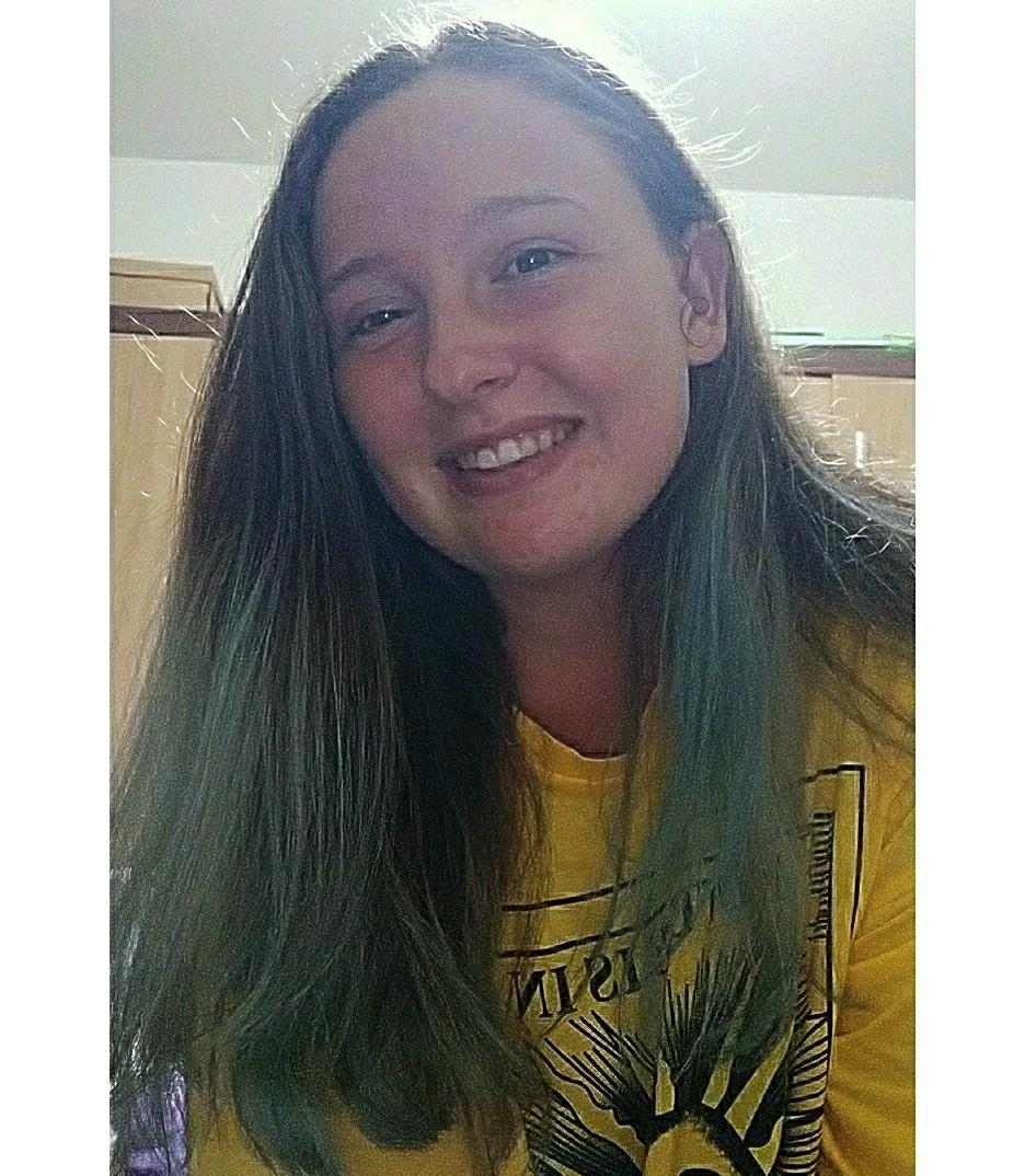Natália Koenig Neto, 18, estudante que foi barrada no Enem 2020