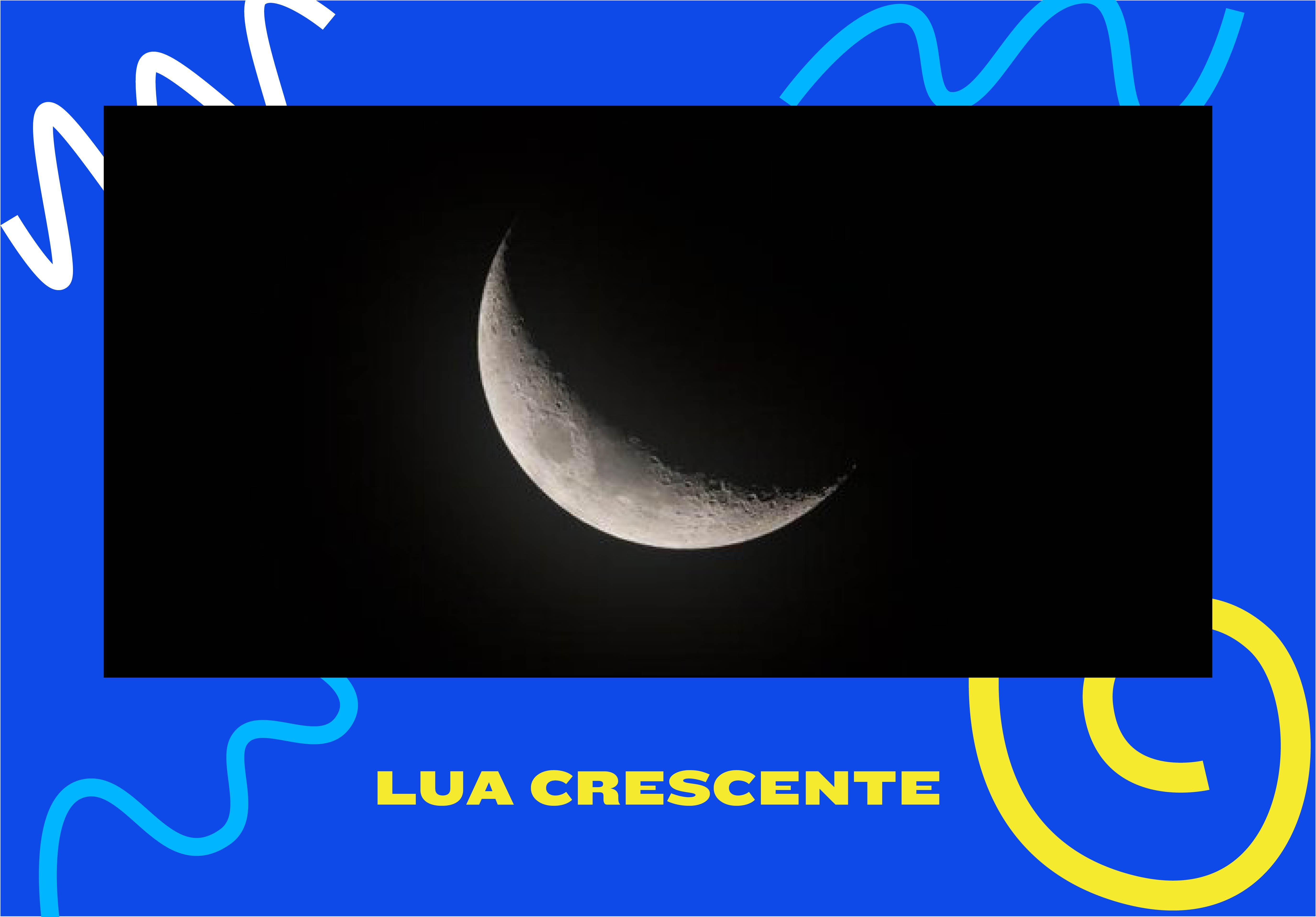Fase Lua Crescente