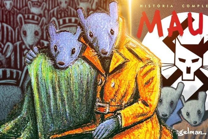 Maus: a história de um sobrevivente Livro por Art Spiegelman
