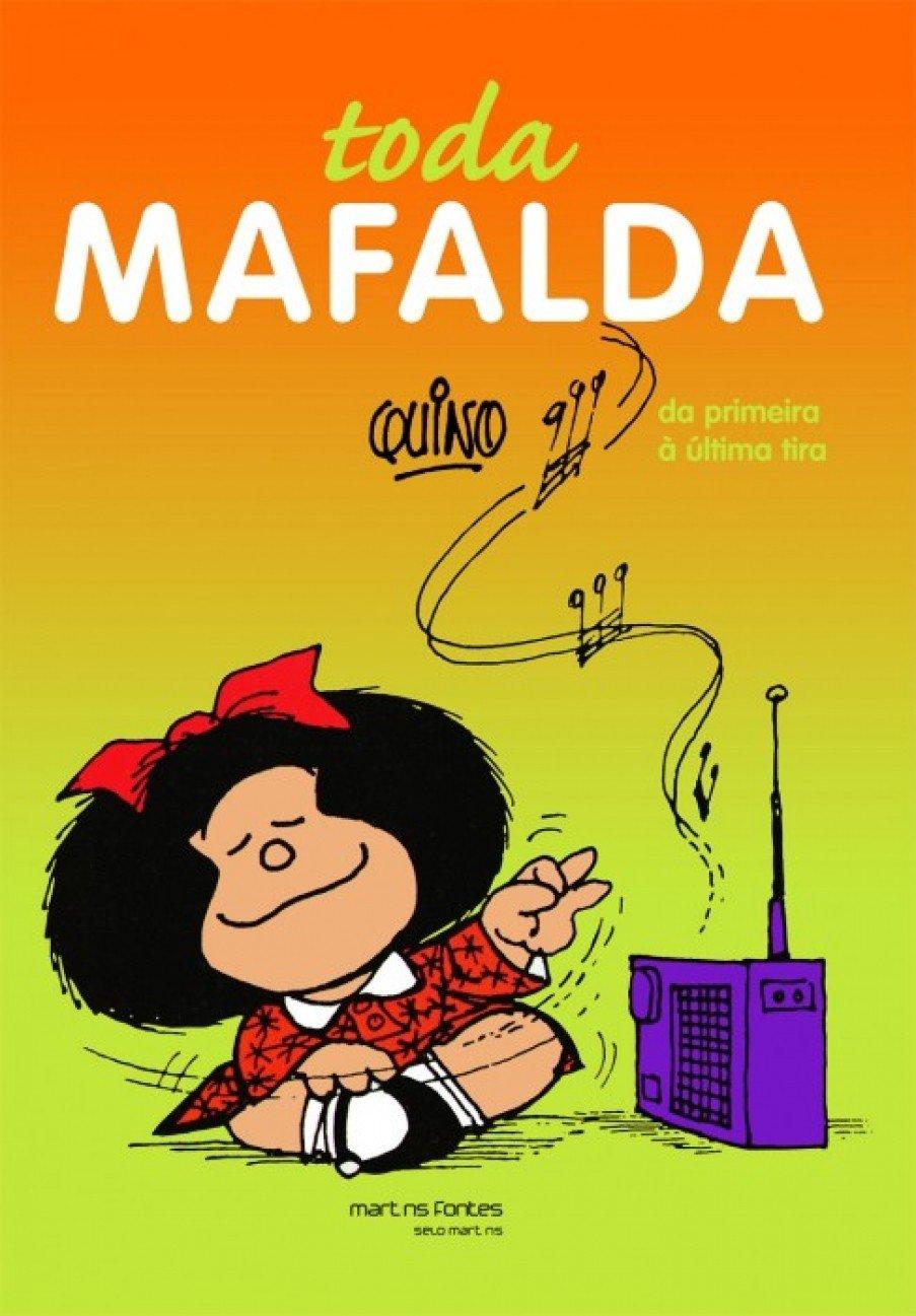 Mafalda é a Icônica personagem do argentino Quino