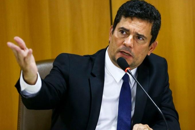 O ex-juiz Sergio Moro