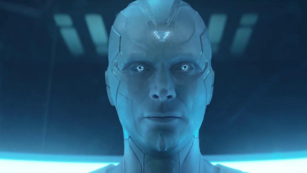Visão, personagem da Marvel presente em Wandavision
