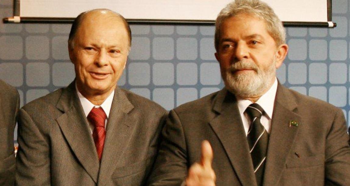 Edir Macedo e Lula