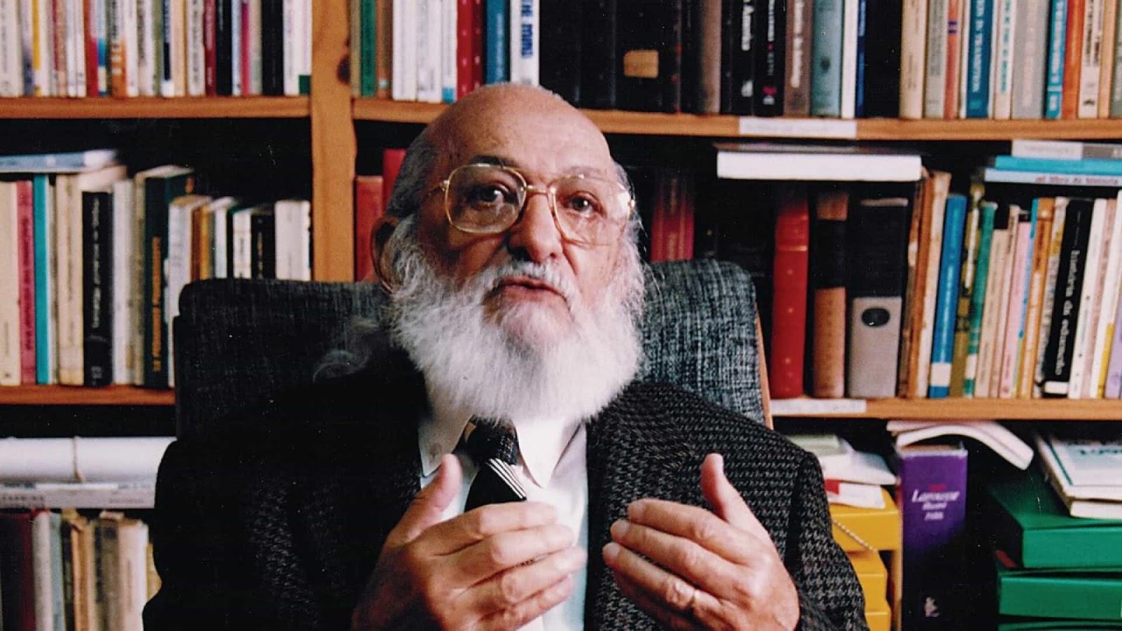 Paulo Freire é o patrono da Educação no Brasil