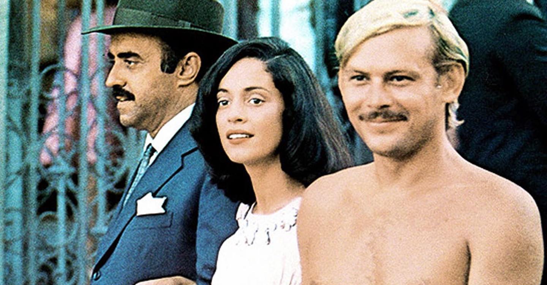 Cena de Dona Flor e seus dois marido
