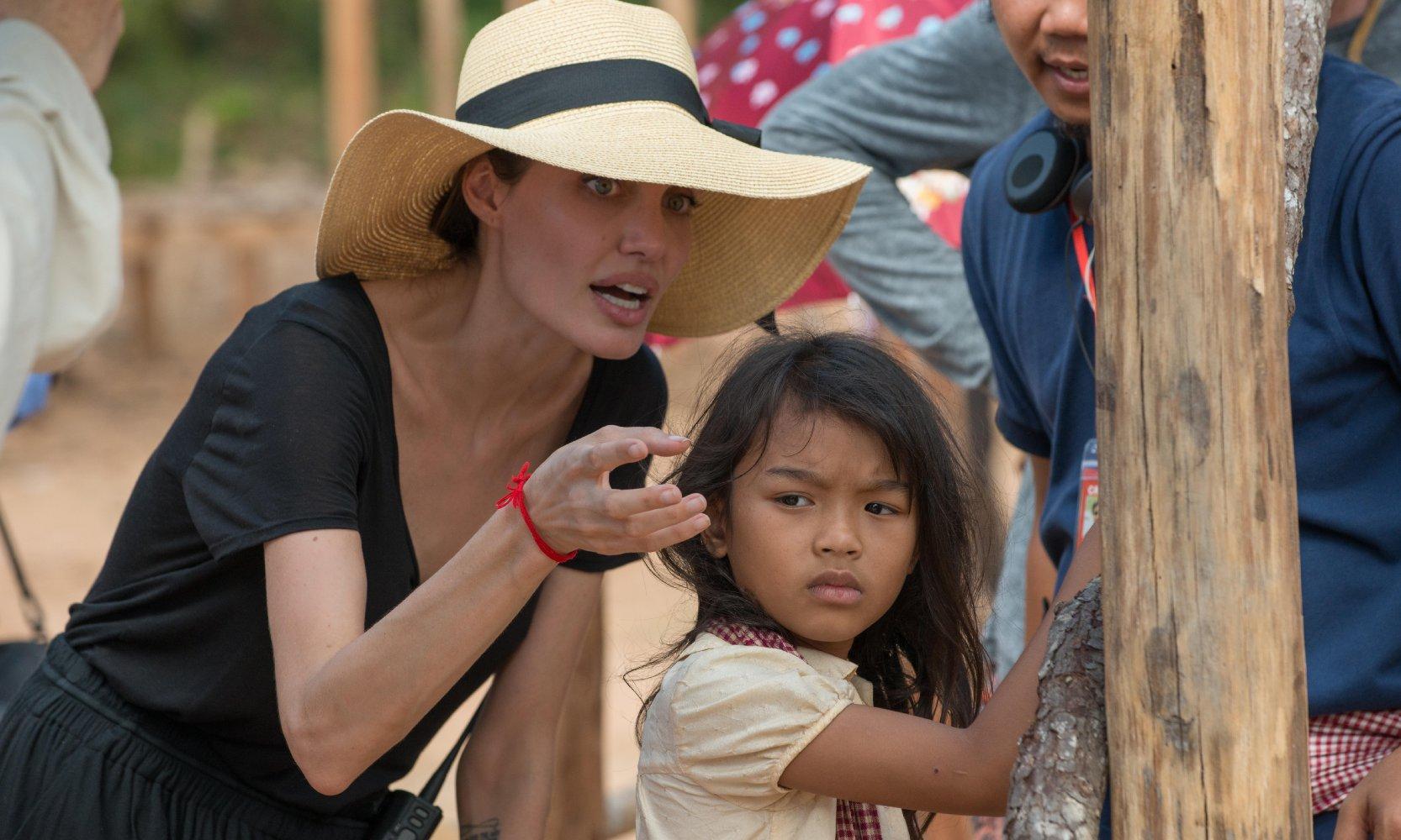 Primeiro, Mataram o Meu Pai (2017), de Angelina Jolie